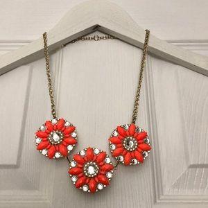 JCrew factory statement necklace